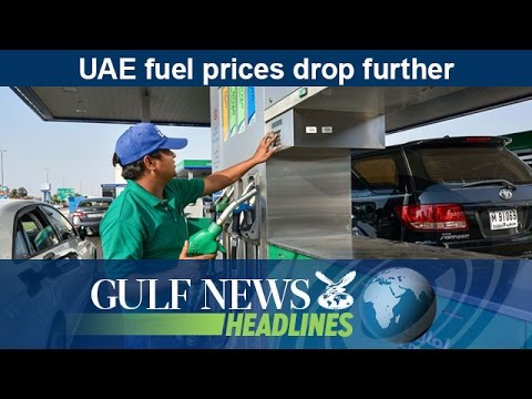 UAE fuel prices drop further - GN Headlines