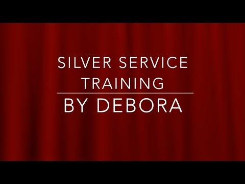 SILVER SERVICE TRAINING (Food & Beverage) - 0316210