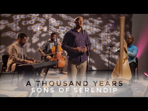 A Thousand Years (Cover) - Sons of Serendip