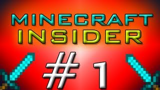 ★ Minecraft Insider - Ability To Change In-Game Name, HungerCraft, & More! thumbnail