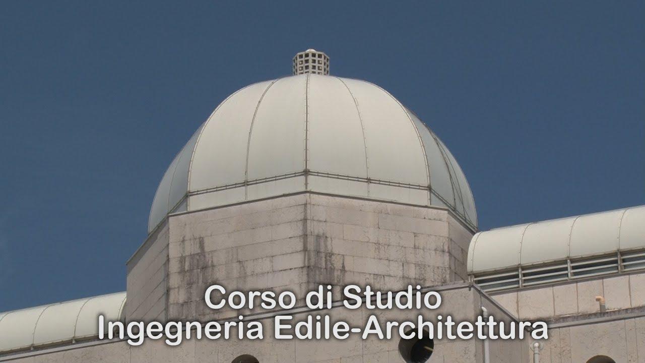 Calendario Didattico Sapienza Ingegneria.Ingegneria Edile Architettura Unitrento