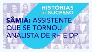 Histórias de Sucesso  - A aluna que foi promovida de Assistente para Analista de RH