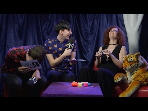 Dan and Phil: Jess Glynne makes a twin l The BRIT Awards 2016 Mp3