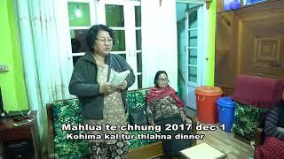 Mahlua te chhung thlahna dec1 2017