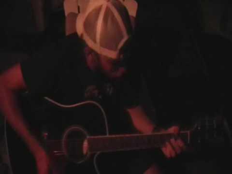 Cross Canadian Ragweed-  Alabama (Acoustic Cover) Jared Elledge