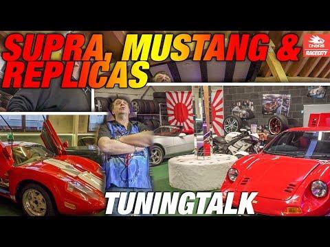 Supra, S14, R34 & Replicas -  Tuningtalk mit Hotwheels Importcars | RACECITY