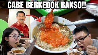 BAKSO MAS KUMIS PAKE CABE SEPUASNYA !!!