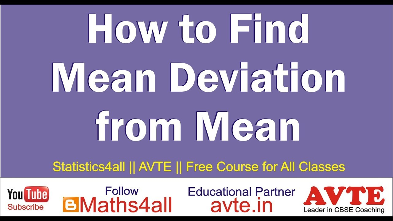 how to find standard deviation from mean in r
