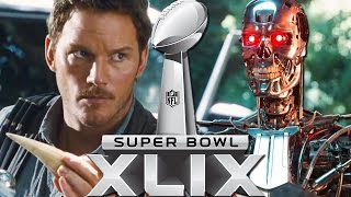 2015 Super Bowl Movie Trailers Lineup