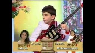 Mehemmed Mustafali-Ay aman