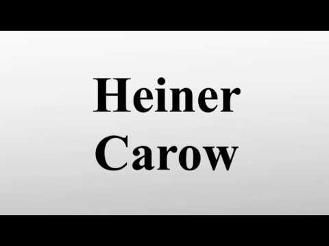 Heiner Carow