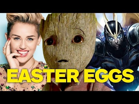 Thumbnail: Guardians of the Galaxy Vol. 2 Easter Eggs, References and Cameos - SPOILERS!
