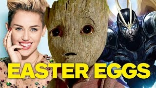 guardians of the galaxy vol 2 easter eggs references and cameos spoilers
