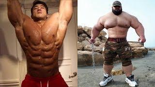 Những Người Khổng Lồ Hulk Ngoài Đời Thực