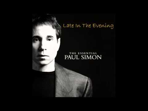 Paul Simon - Late In The Evening (Remastered), HQ