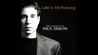 Watch Paul Simon Late In The Evening video
