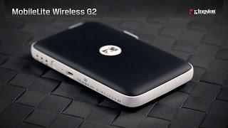 Устройство чтения MobileLite Wireless G2(http://www.kingston.com/ru/wireless/wireless_readers#mlwg3 Расширьте объем памяти, выполняйте потоковое воспроизведение мультимедиа,..., 2014-08-11T21:30:15.000Z)