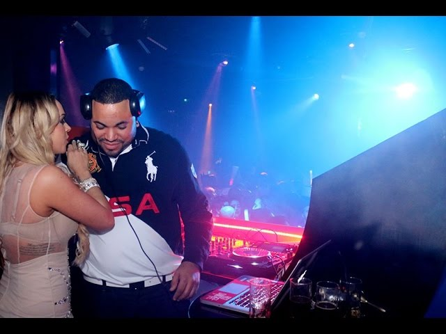 "NYE 2015 DJ Rico ""The Politician"" Sanchez at Klub 360 (Bahrain)"