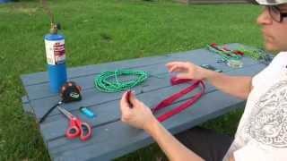 How to make a versatile hammock suspension