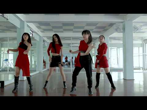 "BLACK PINK ""KILL THIS LOVE"" Cover By Dark Queens - Online Audition LG K-POP Contest India 2019"