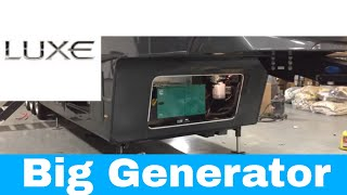 Baixar Large Generator for a fifth wheel - Luxe 42MD luxury fifth wheel Personalized