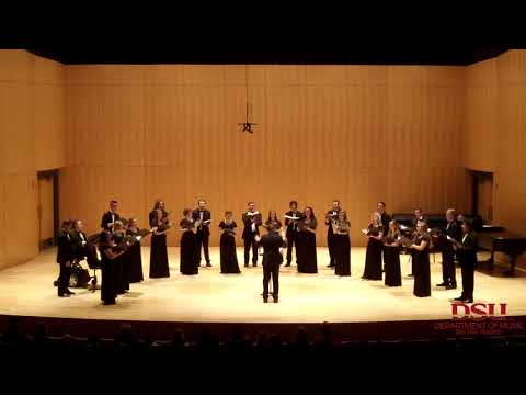 i carry your heart with me by Eric Whitacre
