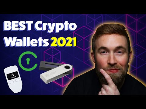 BEST Crypto Wallets 2021: Top 3 SAFEST 🔓