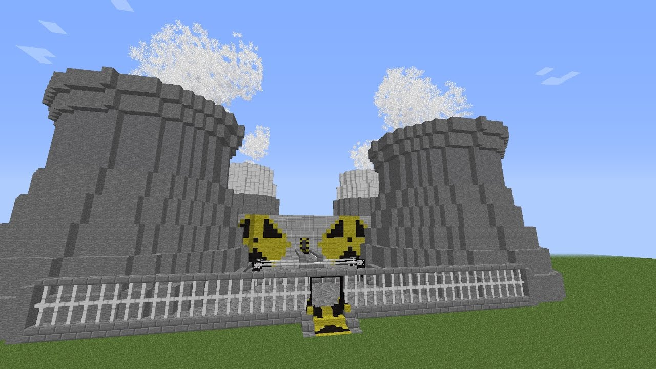 атомный реактор майнкрафт