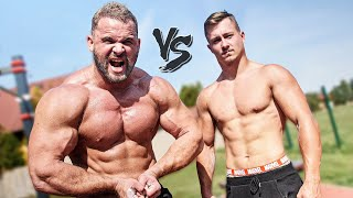 Strongman VS Street Workout