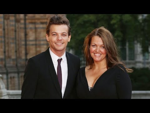 Louis Tomlinson Revealed His Late Mom's Dying Wish For Him