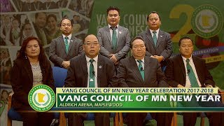 3 HMONG NEWS: Vang Council of MN invites you and your family to our new year celebration.