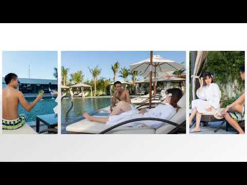Chụp ảnh kiến trúc nội thất khách sạn hotel resort : Grandvrio Ocean Resort Danang