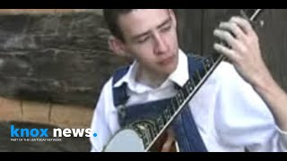 Songs of Appalachia: Watch Wade Darnell play his banjo