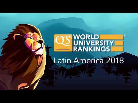 The Top 10 Universities in Latin America 2018