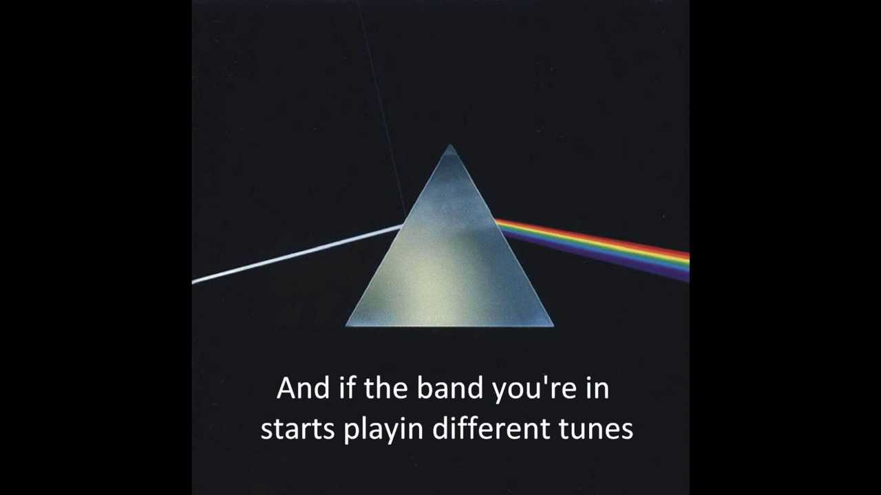 Pink Floyd - Brain Damage (With Lyrics) - YouTube