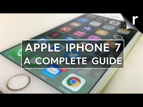 Apple iPhone 7: A Complete Guide