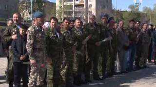 Новости Степногорска (Митинг у монумента памяти воинам-«афганцам»)