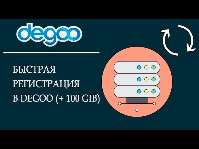 Как быстро пройти регистрацию на Degoo