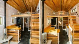 Amazing The Mh Tiny House & The Z Huis From Wishbone Tiny Homes