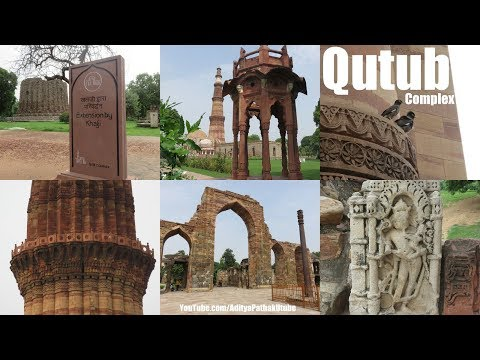 Time traveling with Qutub - Heritage Walk at Qutub Complex!