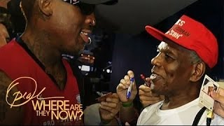 Why Dennis Rodman Doesn't Know How to Be a Father | Where Are They Now | Oprah Winfrey Network