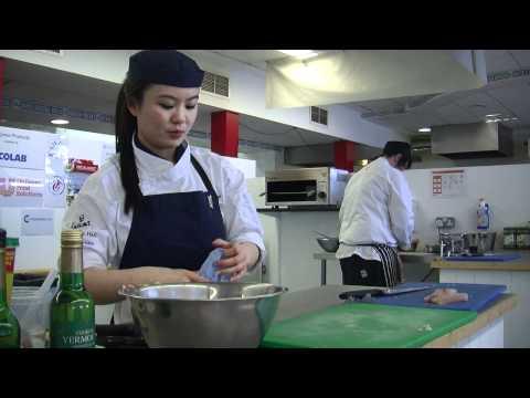 Welsh Culinary Association (North Region) Fish Dish