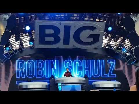 Robin schulz ushuaïa Ibiza 24/7/2017...