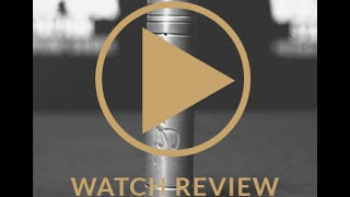 GMS V2 by V-Creations | First Look by GVS | Copper GMS Mech Mod electronic cigarette review