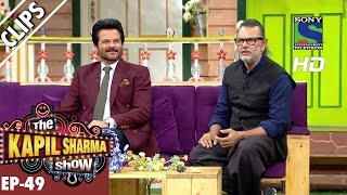 Anil Kapoor and Rakeysh Omprakash Mehra promoting Mirzya -The Kapil Sharma Show-Ep.49-8th Oct 2016