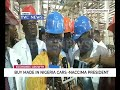 Buy made in Nigeria cars, patronise Innoson Vehicles - NACCIMA President
