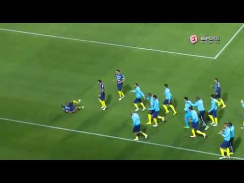 Melhores Momentos   Gol de São Paulo 0 x 1 Santos   (13/10/16)