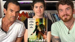 THE IRISHMAN TRAILER REACTION!  | Martin Scorsese, Robert De Niro, Al Pacino