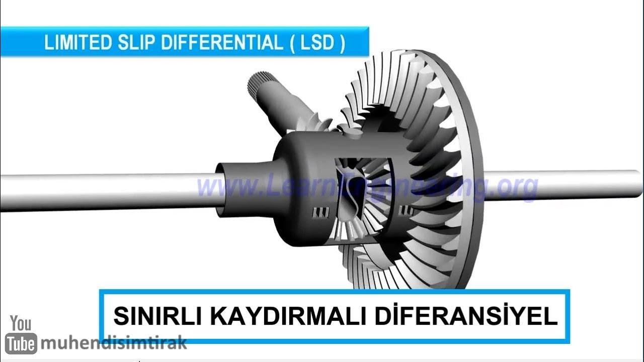 LSD-diferansiyel - nedir
