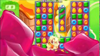 CANDY CRUSH JELLY Saga Level 1078 ★★★